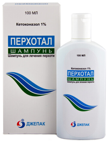 Perchotal Shampoo
